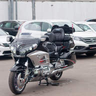 Honda GL1800D GoldWing - Honda GL1800D GoldWing