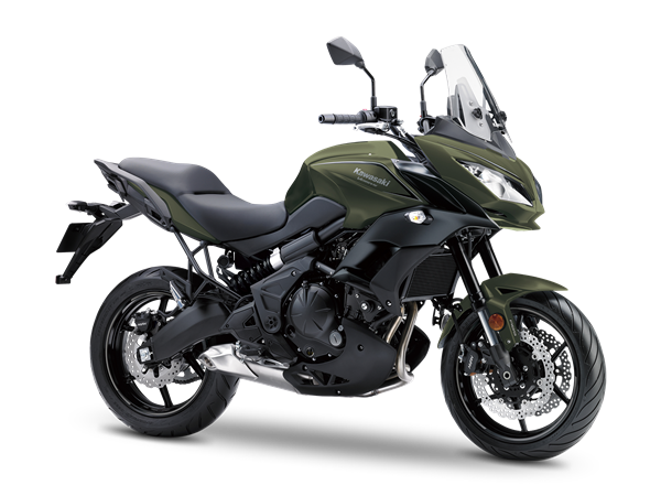 Kawasaki Versys 650 аояма моторс официальный дилер